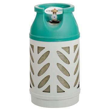 V bouteilles à gaz du visualiseur de contenu pour bouteilles acier I